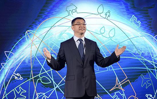 华为董事徐文伟:全球奶牛1.5亿 牛联网市场巨大