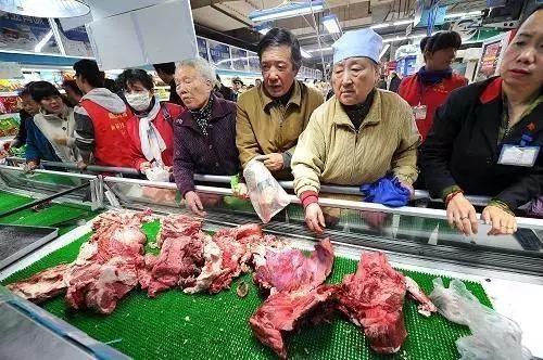 """羊肉价格上涨,""""羊贵妃""""春节前还会继续""""得宠"""