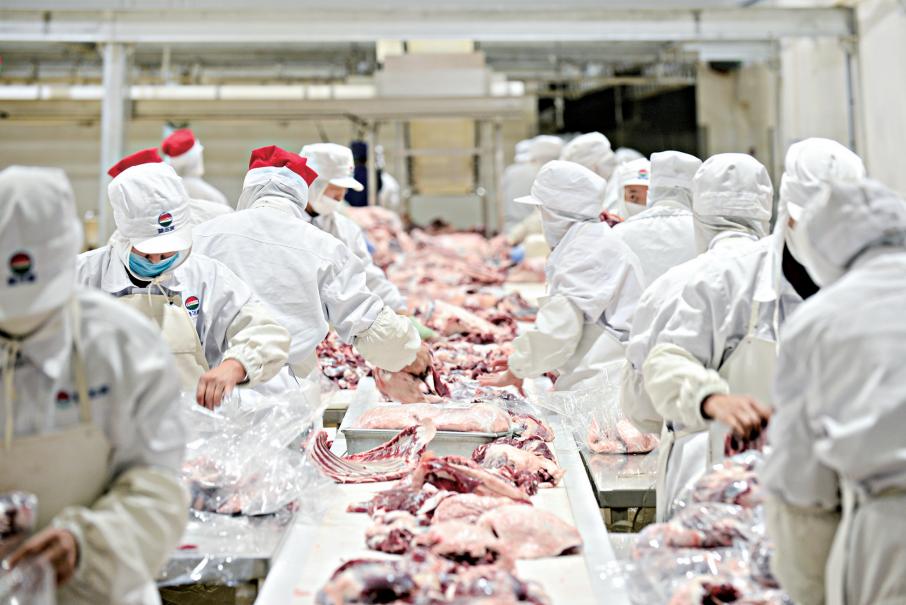 内蒙古锡盟实现肉牛养殖到市场终端重大突破!